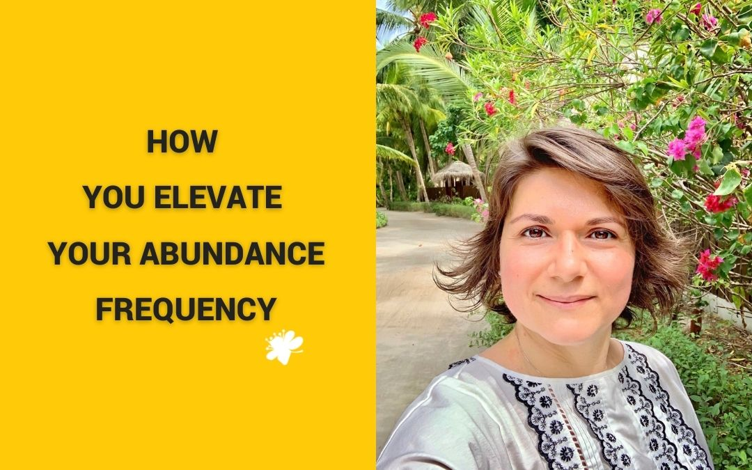 How You Elevate Your Abundance Frequency