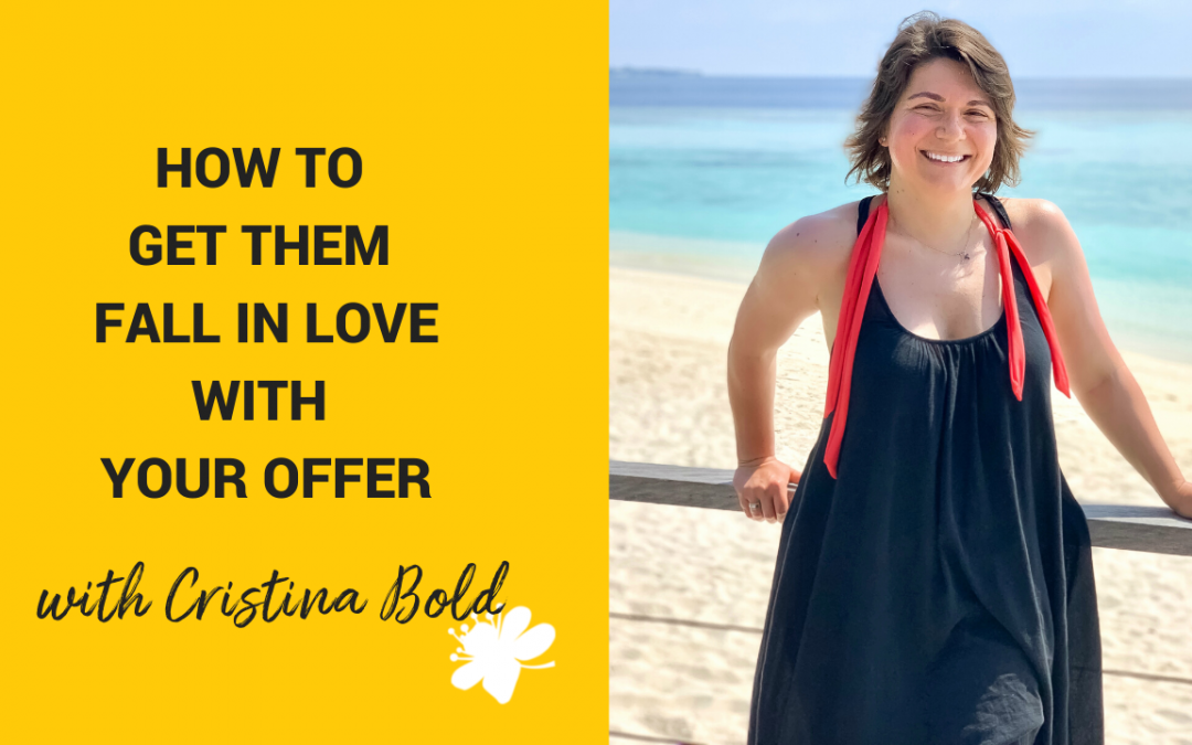 How To Get Them Fall In Love With Your Offers